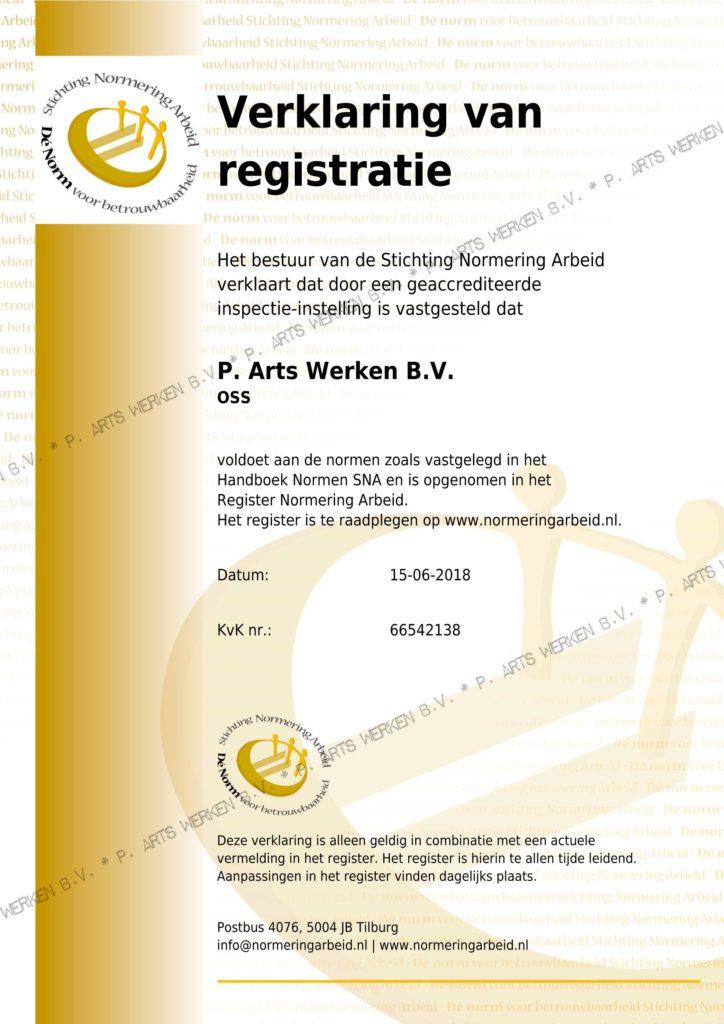 SNA-verklaring-p.arts